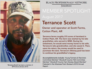 Terrance Scott